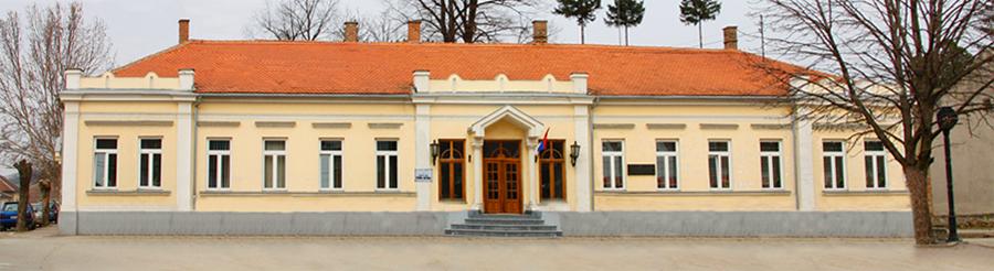 Zgrada opštine Žagubica