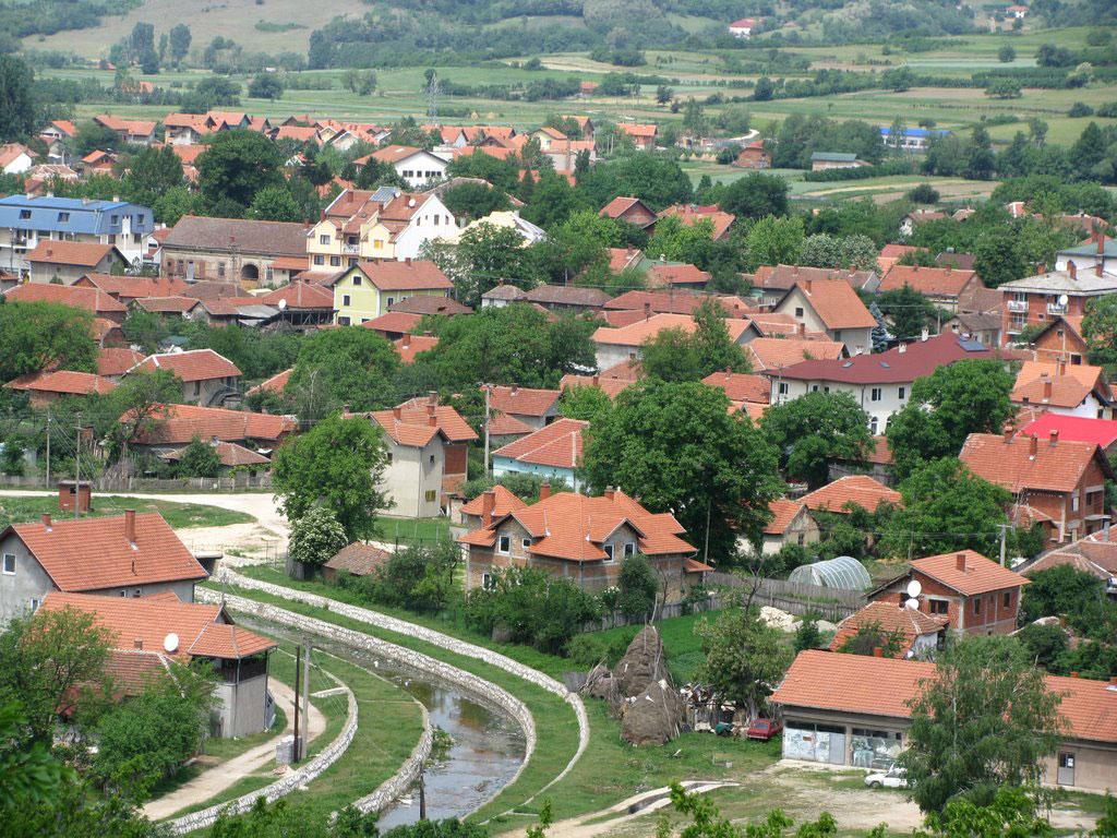 Panorama Žagubica